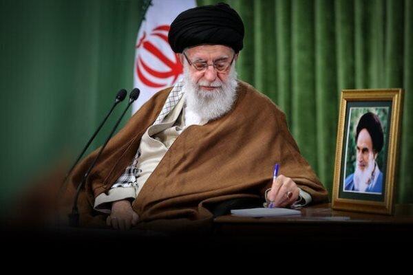 پیام رهبر انقلاب به مناسبت ایام حج: کل منطقه اسلامی، میدان مقاومت در مقابل آمریکا و همراهانش است