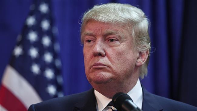 ترامپ خطاب به روحانی: هرگز آمریکا را تهدید نکن