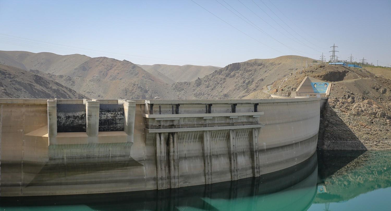 ذخیره سد زایندهرود به 157 میلیون مترمکعب رسید