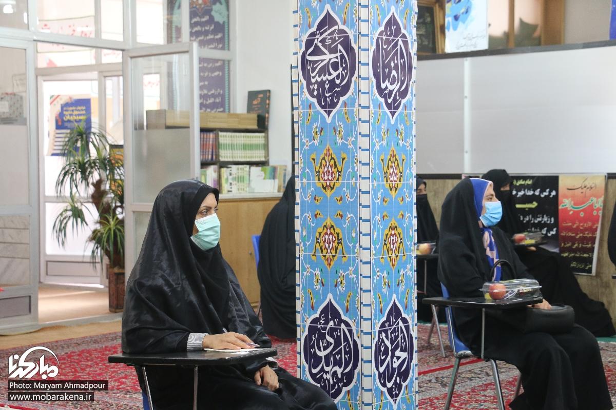 تصاویر مراسم آغاز تحصیل طلاب جدیدالورود حوزه علمیه خواهرانمبارکه