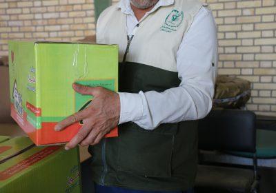 اطعام ۲۰هزار نفری غدیر به همت پایگاه های بسیج خیرین پویش های مردمی وستادهای مواسات و کمک مومنانه در مبارکه