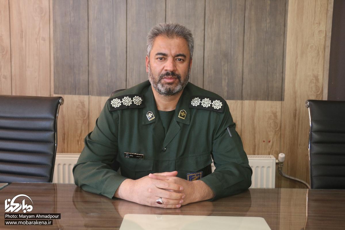 سپاه یک نهاد انقلابی برای دفاع از ارزش ها و زمینه ساز برای خدمات در عرصه های مختلف به ملت شریف ایران است.